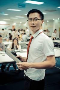Tác giả bài dịch -  anh Nguyễn Hoàng Hải, người đi đầu trong làm Video Viral tại Việt Nam